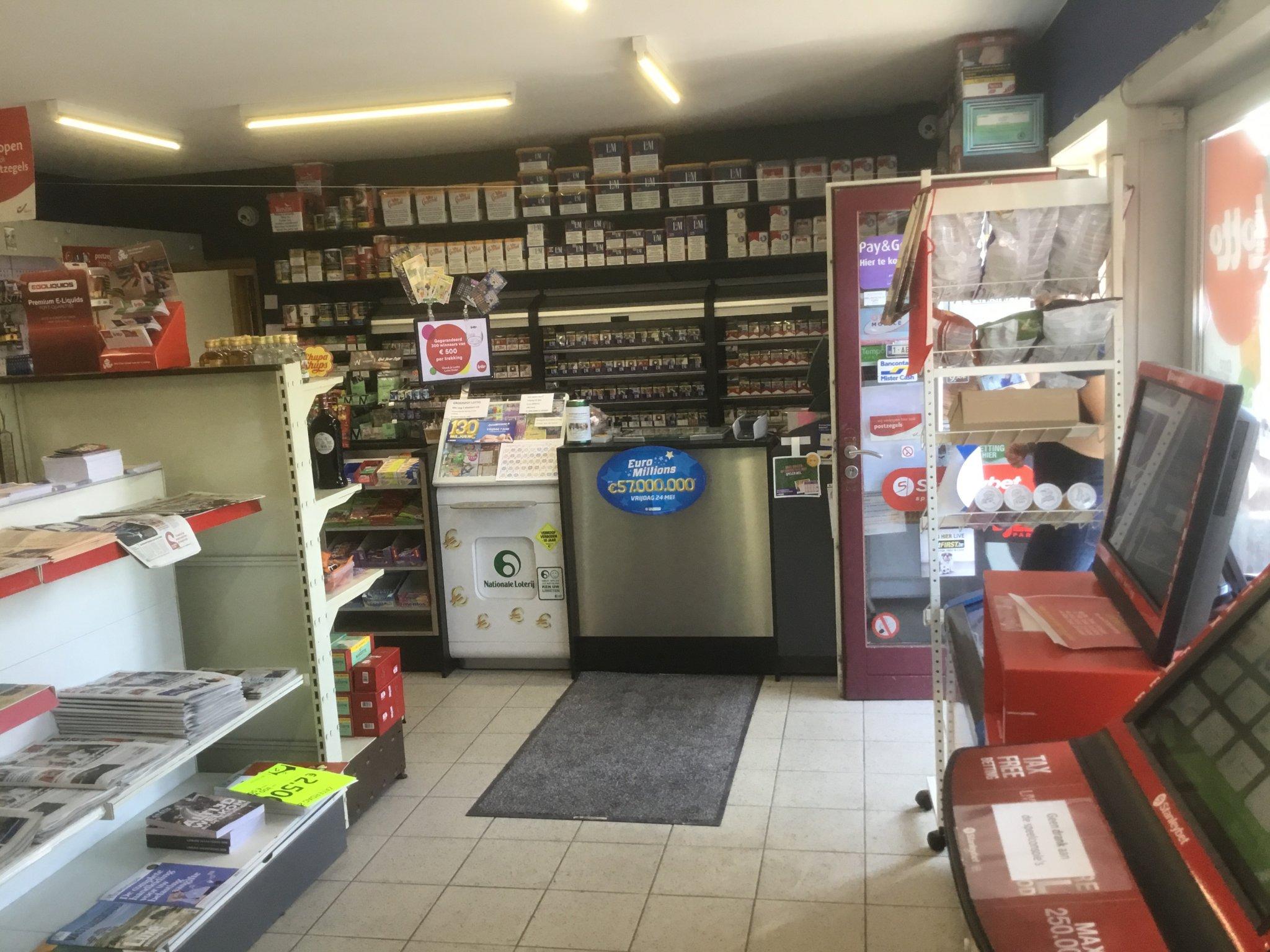 Bij Sabien in Harelbeke (Bavikhove) met openingsuren - Dagbladhandel