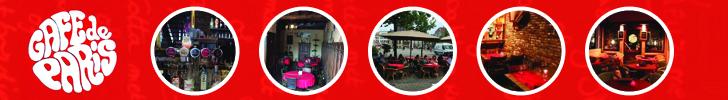 Banner Cafe De Paris