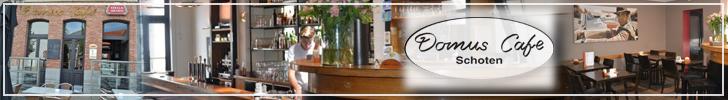 Banner Domus Café