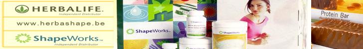 Banner Herbalife- Shapeworks