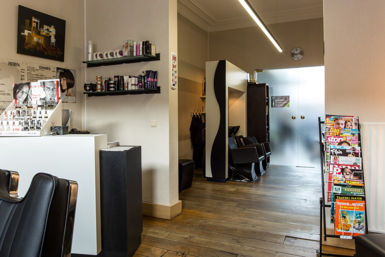 De kapsalon voor vrouw, man en kinderen bij Hair Design, Dendermonde