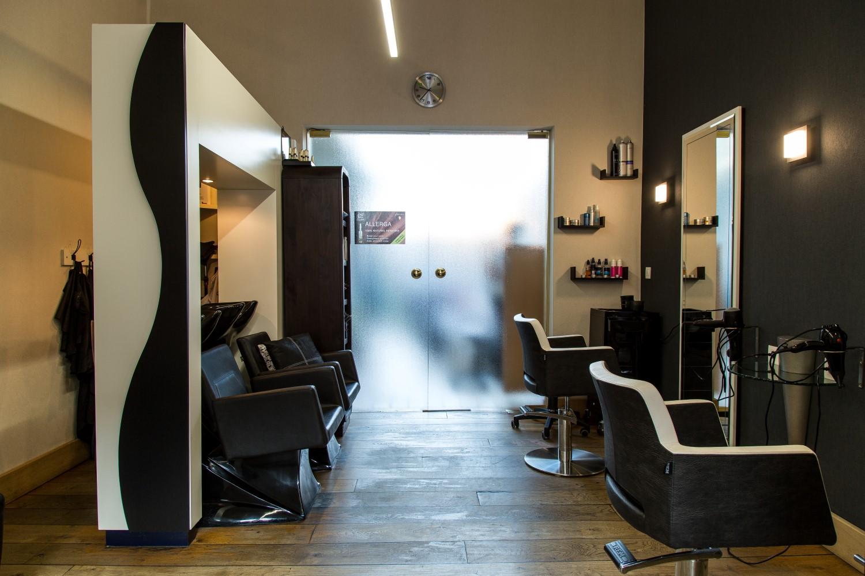 De kapsalon van Hair Design, Dendermonde