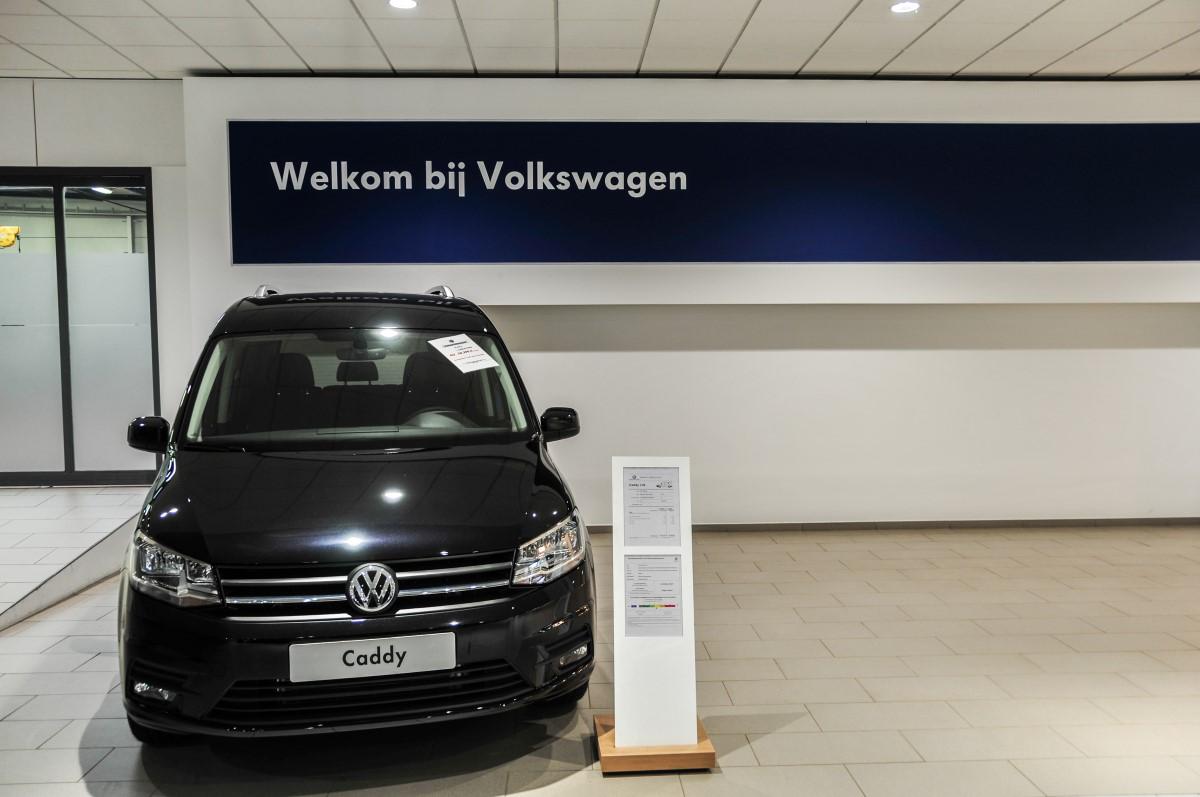 Erkende Volkswagen Garages : Garage deboutte nv in diest schaffen met openingsuren garages