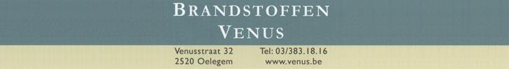 Banner Brandstoffen Venus BVBA