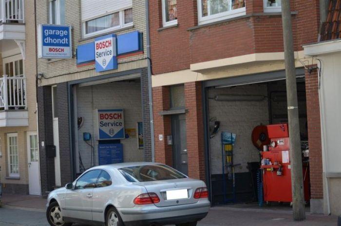 Garage Dhondt In Knokke Heist Met Openingsuren Herstellingen