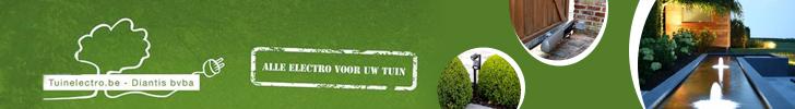 Banner Tuinelectro - Diantis