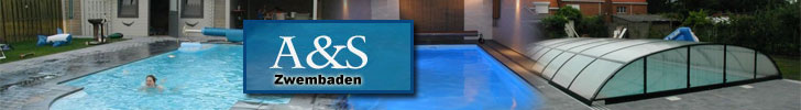 Banner A&S Zwembaden bv