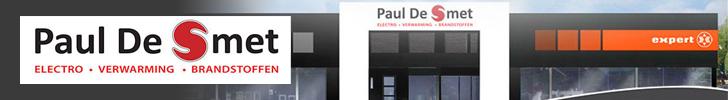 Banner Paul De Smet bvba
