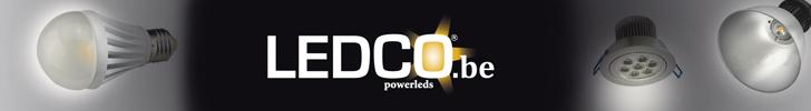 Banner Ledco Powerled Verlichting