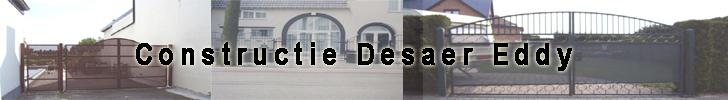 Banner Constructie Desaer