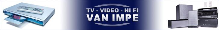 Banner TV-Video-Hifi Van Impe