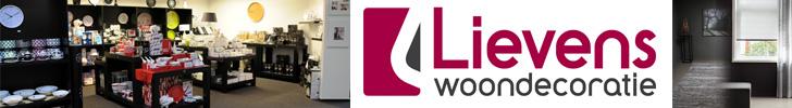Banner Lievens Woondecoratie