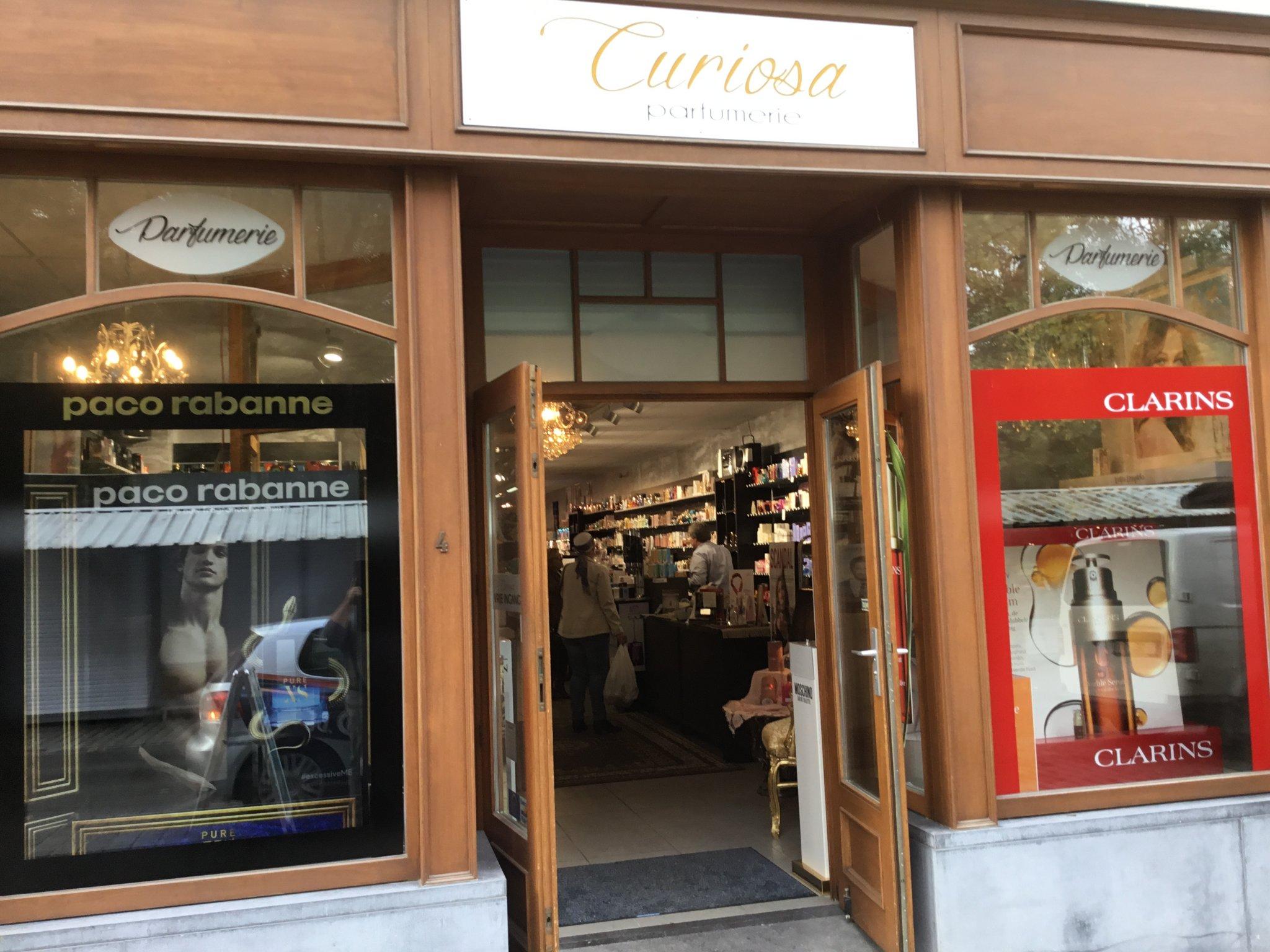 Curiosa in Scherpenheuvel-Zichem met openingsuren - Parfumerie