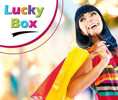 Meer informatie over de Lucky Box