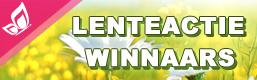 Winnaars Lenteactie 2015
