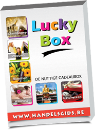 Afbeelding van de Luckybox