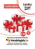 Koop Lucky Bon € 10 - Geschenk Thema