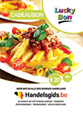 Koop Lucky Bon € 20 - Lunch Thema