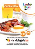 Koop Lucky Bon € 40 - Ontbijt Thema