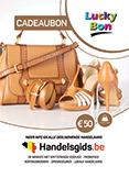 Koop Lucky Bon € 50 - Lederwaren Thema