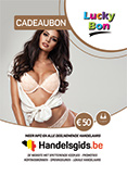 Koop Lucky Bon € 50 - Lingerie Thema