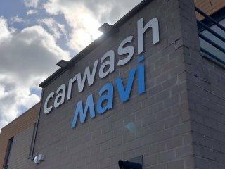 Carwash Mavi