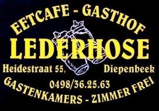 Eetcafé Gasthof Lederhose