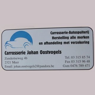 Carrosserie Johan Oostvogels