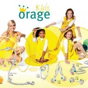 Orage Kids reeds zilveren oorbelletjes vanaf 26 Euro