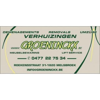 Logo Groeninckx Steenokkerzeel