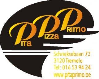 Pita Pizza Primo