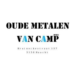 Oude Metalen Van Camp bv
