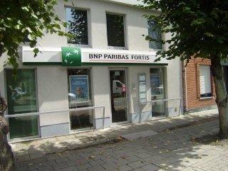 BNP Paribas Fortis Bank Kantoor Lembeke