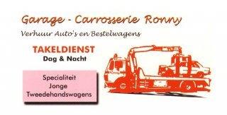 Garage-carrosserie Ronny