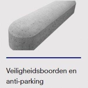 Veiligheidsboorden en anti-parking