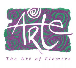 Logo Arte-The Art of Flowers Sint-Martens-Latem