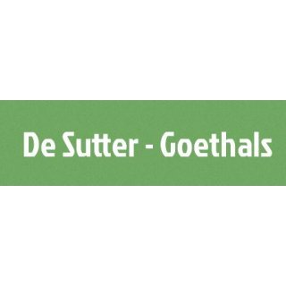 De Sutter - Goethals NV
