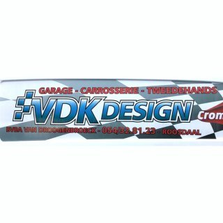 Carrosserie Garage VDK Design