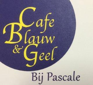 Café Blauw & Geel
