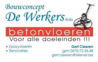 Bouwconcept De Werkers bvba