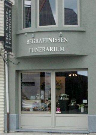 Begrafenissen Hermans