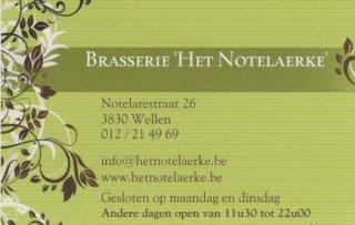 Brasserie Het Notelaerke