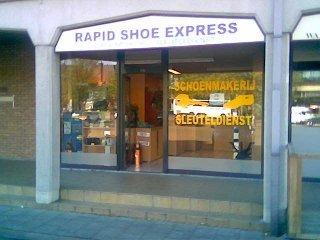 Rapid Shoe Express