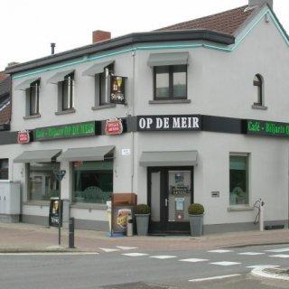 Café Biljarts Op De Meir