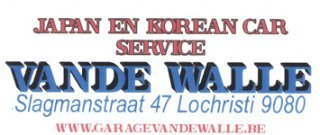 Garage Vande Walle bvba