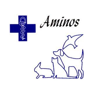 Logo Aminos - Dierenartspraktijk uit Deinze