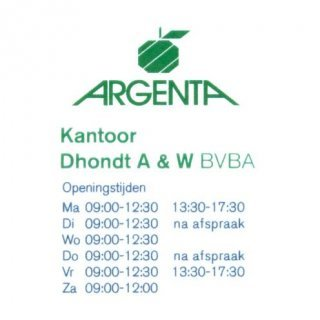 Argenta Dhondt A&W bv