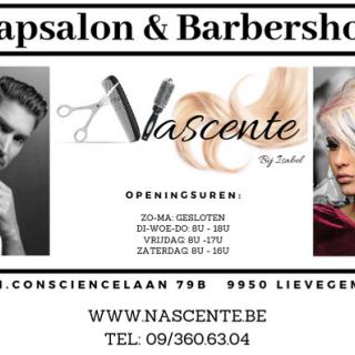 Nascente Kapsalon en Schoonheid