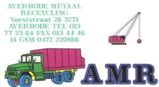 AMR - Averbode Metaal Recycling