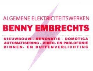 Algemene Electriciteitswerken Benny Embrechts